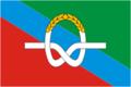 Flag of Babaevo rayon (Vologda oblast).png