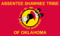 Flag of the Absentee Shawnee Tribe of Oklahoma.png