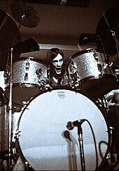 Mick Fleetwood Drum Set