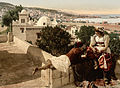 Flickr - …trialsanderrors - Moorish woman and child on the terrace, Algiers, Algeria, ca. 1899.jpg