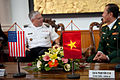 Flickr - The U.S. Army - GEN Casey meets Vietnamese military.jpg