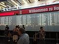 Flights display at Flughafen Wien.jpg