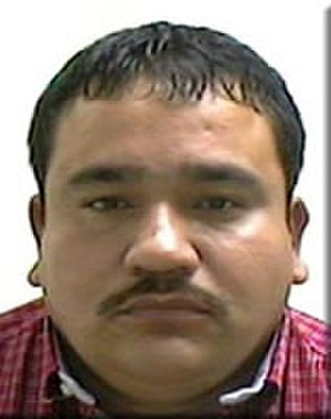 Infighting in the Gulf Cartel - Mug shot of Flores Borrego.