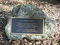 Florida Caverns SP statue plaque01.jpg