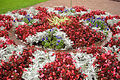 Flowerbed at All-Russian Exhibition Center.JPG