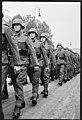 """Fo30141711140077 """"Reservebataljon Holmestrand paraderer for Quisling på Slottsplassen"""" 1942-06-14 (NTBs krigsarkiv, Riksarkivet).jpg"""