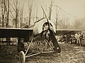 Fokker E.111 (M.14V) monoplane downed behind Allied lines in France in WWI (29419242013).jpg