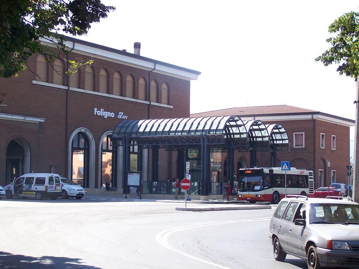 Foligno railway station
