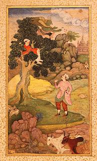 <i>Kathasaritsagara</i> Sanskrit 11th-century collection of Indian legends, fairy tales and folk tales