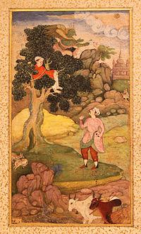 Folio from Kathasaritsagara.JPG