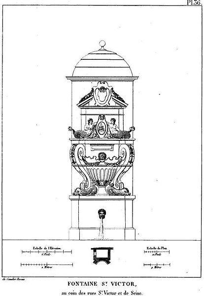 Fichier:Fontaine Saint-Victor.jpg