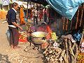 Food Preparation - Gangasagar Fair Transit Camp - Kolkata 2012-01-14 0810.JPG