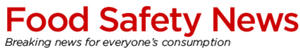 Food Safety News - Image: Food Safety News logo