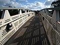 Footbridge across A3022 - geograph.org.uk - 938146.jpg