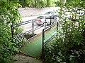 Footbridge over the Hazledene Burn - geograph.org.uk - 1324346.jpg