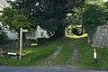 Footpath into Cringlebarrow Woods - geograph.org.uk - 1451908.jpg