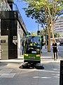 Footpath sweeper, Brisbane, July 2020.jpg