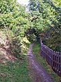 Footpath to Staffin Road, Portree - geograph.org.uk - 1515276.jpg