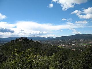 Forcalqueiret Commune in Provence-Alpes-Côte dAzur, France