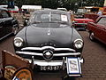 Ford Custom coupe (1949), Dutch licence registration DE-43-87 p1.JPG