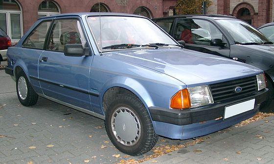 Отзывы Ford ORION/ESCORT 1991-95 г.г. / Выбор автомобиля