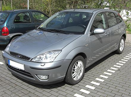 ford focus - wikiwand