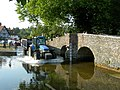 Ford at Eynsford - geograph.org.uk - 215163.jpg