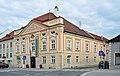 Former townhall of Unterer Markt, Reither-Haus, Herzogenburg 02.jpg
