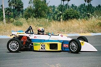 Formula Maruti - A Formula Maruti racing car