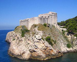 Lovrijenac - Fort Lovrijenac