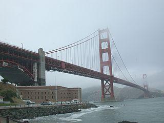 Fort Point under the Golden Gate Bridge.JPG