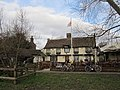 Fort St George In England pub, Cambridge.JPG
