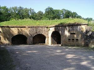 Les Ayvelles - The Fort of Ayvelles