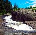 Fourth Falls, Larder River, Timiskaming, Ontario.jpg