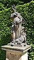 Frühling - Skulptur im Barockgarten Grosssednitz.JPG