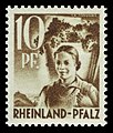 Fr. Zone Rheinland-Pfalz 1948 19 Winzerin.jpg