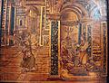 Fra Damiano da Bergamo e aiuti, storie del nuovo testamento, 1541-49, 01 annunciazione 2.JPG
