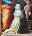 Fra bartolomeo, matrimonio mistico di s. caterina da siena, 1511, da s.marco a fi, 04.JPG