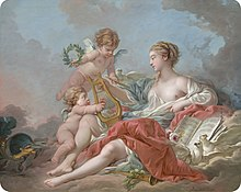 François Boucher, Allégorie de la musique, 1764, NGA 32680.jpg