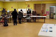 Élections québec prépare les bureaux de vote Élections