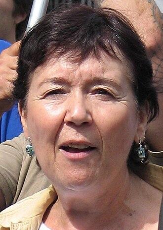 Bloc Québécois leadership election, 1997 - Image: Francine Lalonde 2007