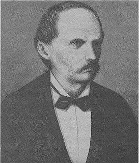Francisco Dueñas President of El Salvador