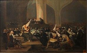 Francisco de Goya - Escena de Inquisición - Google Art Project.jpg