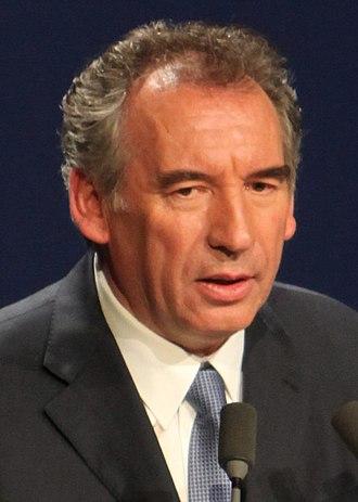 François Bayrou - François Bayrou in 2012.