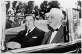 Franklin D. Roosevelt and Mexican President Avila Camacho in Monterrey, Mexico - NARA - 196060.tif