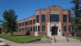 Franklin Junior High School (Brainerd, Minnesota) United States historic place