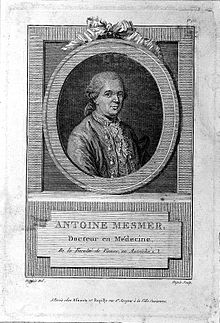 Franz Anton Mesmer. Engraving by Dupin after C.-L. Desrais. Wellcome L0025121.jpg