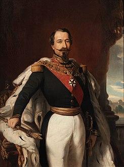 Franz Xaver Winterhalter (workshop) Napoleon III.jpg