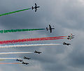 Frecce Tricolori NL Air Force Days (9291479752).jpg