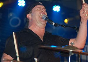 Fred LeBlanc - LeBlanc performing in Fort Lauderdale, Florida, in January 2009